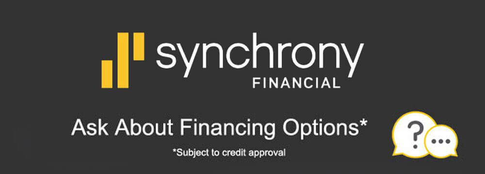 Aplly for Synchrony Financing